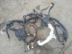 Проводка под радиатор. Nissan Teana, J31 Двигатель VQ23DE