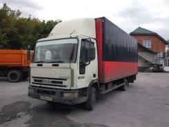 Iveco Eurocargo ML120E MLCR. Продам грузовой фургон 5 т Ивеко Еврокарго 6,2 х 2,4 х 2,4, 5 700 куб. см., 5 000 кг.