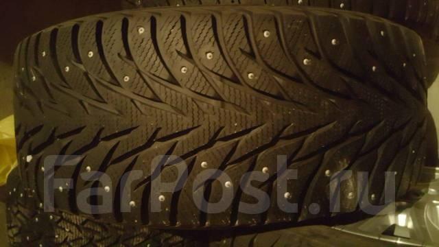 Зимние колеса: шипованные шины 265/45R21 Yokohama Ice Guard Stud. 9.5x21 5x114.30 ET-50