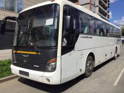Hyundai Universe. Автобус, 12 700 куб. см., 45 мест