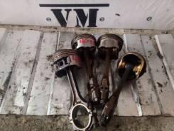 Поршень. Mitsubishi: Colt, Libero, Lancer Cedia, Mirage, Colt Plus, Lancer, Dingo Двигатель 4G15