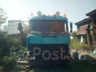 Урал. Продается грузовик УРАЛ ( Iveko ) седельный тягач, 3 000 куб. см., 39 000 кг.