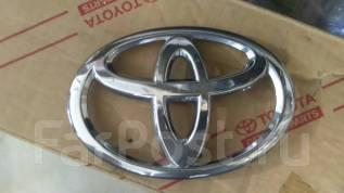 Эмблема решетки. Toyota Avalon, AVX40 Toyota Auris, ZWE150 Toyota Prius PHV, ZVW52 Toyota Land Cruiser Prado, GRJ150, GRJ150L, GRJ150W, GRJ151, GRJ151...