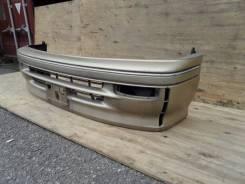 Бампер. Toyota Hiace, KZH106W, KZH100G, KZH106G