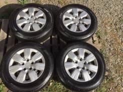 """Продам комплект колес. 6.0x15"""" 5x114.30 ЦО 60,2мм."""