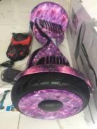 Гироскутер Segway 6,5 больш. бат. фиолетовый космос G-651. Под заказ