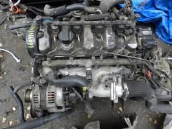 Двигатель в сборе. Hyundai Tucson Kia Sportage Двигатель D4EA