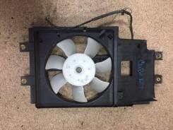 Вентилятор охлаждения радиатора. Nissan Cube, Z10 Двигатель CG13DE