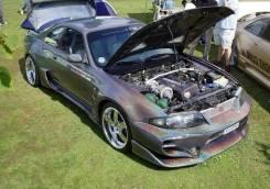 Бампер. Nissan GT-R Nissan Skyline, ENR33, ER33, ECR33, BCNR33, HR33. Под заказ