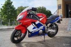 Honda CBR 600F4i. 600 куб. см., исправен, птс, без пробега
