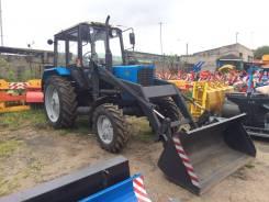 МТЗ 82.1. Продается трактор Буларус-82.1, 4 750 куб. см.