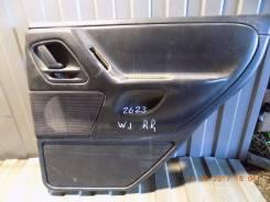 Обшивка двери. Jeep Grand Cherokee, WJ