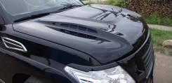 Капот. Nissan Patrol, Y62