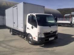 Hino 300. Фургон HINO 300 2013год 4тонны, 4 000 куб. см., 4 000 кг.