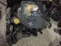 Двигатель Renault Kangoo F8Q630
