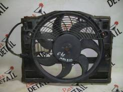 Вентилятор охлаждения радиатора. BMW 3-Series, E46/2, E46/3, E46/4, E46, 2, 3, 4 Двигатели: M54B22, M52TUB25, M54B25, M52TUB28, M54B30