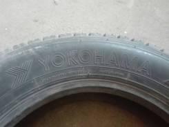 Yokohama SY01. Зимние, без шипов, 2008 год, износ: 10%, 1 шт