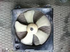 Вентилятор охлаждения радиатора. Toyota Celica, ST202, ST202C Двигатель 3SFE