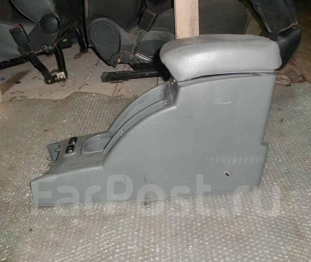 Консоль центральная. Chevrolet Lacetti