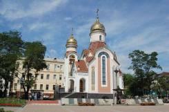 Вокалист. Храм благоверного князя Игоря Черниговского. Улица Фонтанная 12