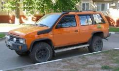 Шноркель. Nissan Terrano Nissan Navara