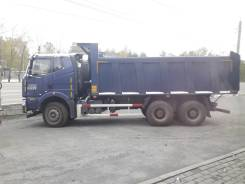 FAW J6 CA3250P66K2T1E4. Самосвал FAW 6х4 CA3250P66K2T1E4, 8 700 куб. см., 25 000 кг.