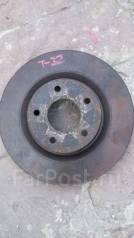 Диск тормозной. Nissan Teana, PJ32, J32, TNJ32, J32R Двигатели: VQ35DE, QR25DE, VQ25DE