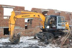Hyundai R140W-7. Продам Эксковатор Hyundai R140w 7, 0,80куб. м.