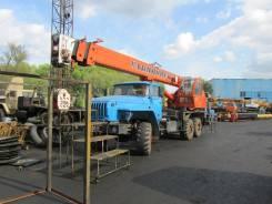 Ульяновец МКТ-25.5. Продается автокран, 11 150 куб. см., 25 000 кг., 21 м.