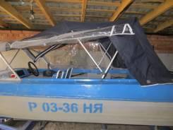Казанка-5М2. Год: 1980 год, длина 4,60м., двигатель подвесной, 60,00л.с., бензин