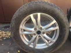 Продам колеса на автомобиль. 6.5x17 5x114.30 ET-50 ЦО 75,0мм.