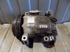 Компрессор кондиционера. Infiniti M35, Y50 Двигатель VQ35DE