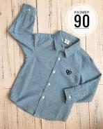 Рубашки. Рост: 86-92, 92-98 см