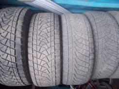 Bridgestone Blizzak DM-Z2. Зимние, без шипов, износ: 40%, 4 шт