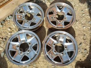 Bridgestone. 5.5x14, 5x139.70, ET25, ЦО 110,0мм.
