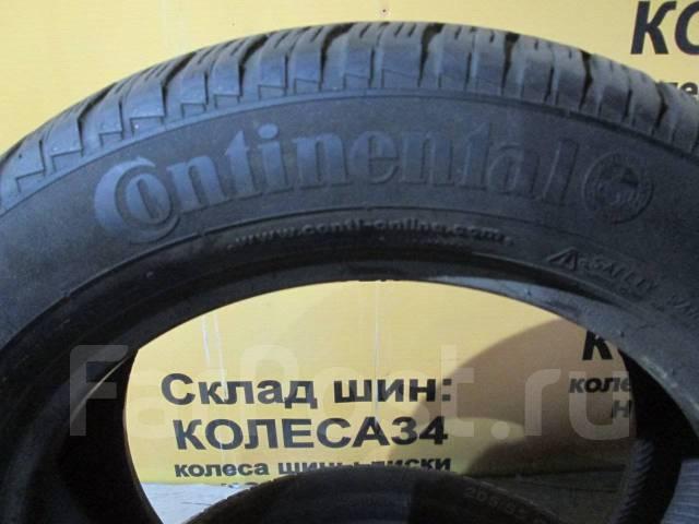Continental. Зимние, без шипов, 2016 год, износ: 20%, 2 шт