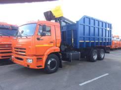 Продается Ломовоз КамАЗ-65115-773094-42 Майман 110S. 6 700 куб. см.
