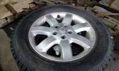 Продам зимние шипованные колеса на Хонду ЦРВ. x17