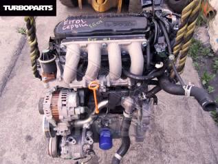 Двигатель в сборе. Honda Fit, DBA-GE6, GE6, DBAGE6 Двигатель L13A