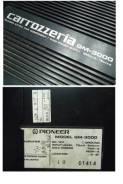 Усилитель 4х-канальный 75Wx4 Carrozzeria GM-3000 Pioneer Япония