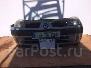 Ноускат. Renault Clio, CB Двигатели: F4R, L7X