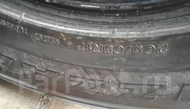 Bridgestone Blizzak DM-Z3. Зимние, 2005 год, износ: 60%, 4 шт