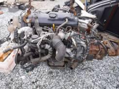 Двигатель в сборе. Toyota ToyoAce Двигатель 5L