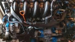 Двигатель в сборе. Honda Fit, GE6, GE8, GE7 Honda Airwave, GJ2, GJ1 Двигатели: L13A, L15A