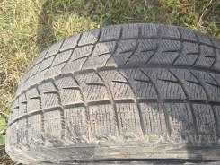 Bridgestone Blizzak WS-60. Зимние, без шипов, 2009 год, износ: 10%, 4 шт