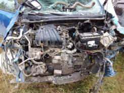 Двигатель в сборе. Nissan 100NX Nissan Note Двигатель HR16DE