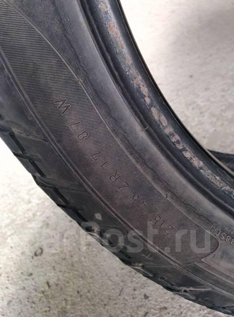 Pirelli P7000. Летние, износ: 50%, 2 шт