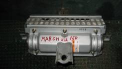 Подушка безопасности Nissan March, левая