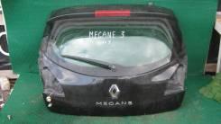 Дверь 5-я Renault Megane