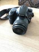 Sony Alpha SLT. 20 и более Мп, зум: 14х и более